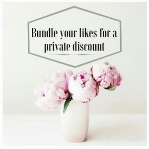 BUNDLE YOUR LIKES FOR A DISCOUNT